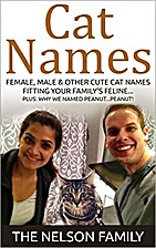 CAT NAMES: Female Cat Names, Male Cat Names…
