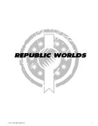 Republic Worlds by WizKids