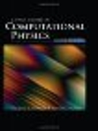 A First Course in Computational Physics by…