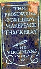 The Virginians (2/2) by William Makepeace…