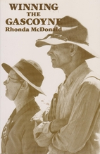 WINNING THE GASCOYNE. by Rhonda McDonald