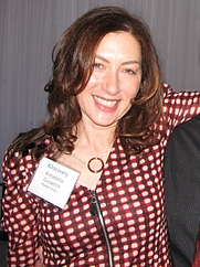 Author photo. Annabelle Gurwitch in 2010 [credit: Phil Plait from Boulder, USA]