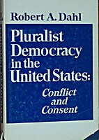 Pluralist democracy in the United States:…