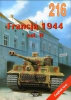No. 216 - Francja 1944 Vol. II by Jacek…