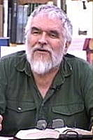Author photo. Stan Brakhage (1933-2003) from <a href=&quot;http://www.librarything.com&quot;>Life in Legacy</a>