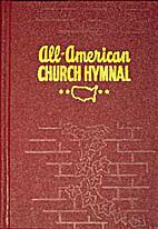 All-American Church Hymnal by Earl Smith
