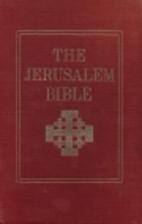 The Jerusalem Bible [unabridged] by…