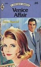 Venice Affair by Joyce Dingwell