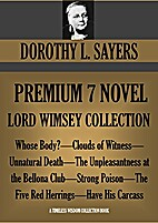 DOROTHY SAYERS VOL 1 Premium Collection by…
