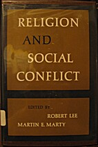 Religion and social conflict, based upon…