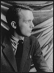Author photo. Photo by Carl Van Vechten in 1950