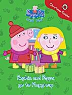 Amelia and Peppa go to playgroup (Peppa Pig)…