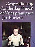 Gesprekken op donderdag by Theun de Vries