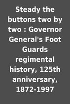 Steady the buttons two by two : Governor…