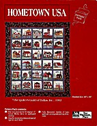 Hometown USA Pattern Pack by Quilters Guild…