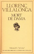 Mort de dama by Llorenç Villalonga