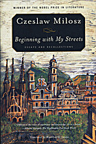 Beginning With My Street: Essays &…