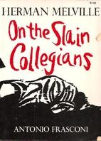 On the Slain Collegians by Herman Melville