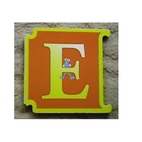 Sesame Street ABCs Ee: Easels for Everyone…