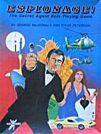 Espionage! by George MacDonald