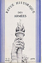 La revue historique des Armées n°3 1979 by…