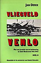 Vliegveld Venlo : met een kroniek van de…