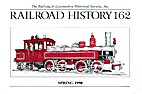 Railroad History 162 (Spring 1990) by H.…