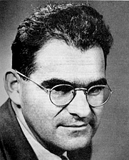 Author photo. Victor Frederick Weisskopf (Los Alamos National Laboratory)