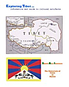 ITEM: Teacher's Guide Tibet Cultural…