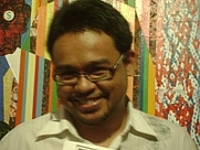 Author photo. Photo by Sharon Bakar