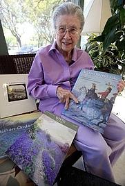 Author photo. Cecilia Steinfeldt (1915-2013)