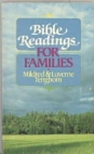Bible Readings for Families by Mildred…