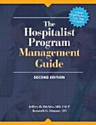 The hospitalist program management guide by…