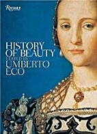 History of Beauty by Umberto Eco