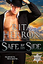 SAFE BY HIS SIDE (MANHUNT) by Rita Herron