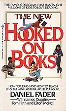 The New Hooked on Books by Daniel Fader