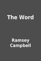The Word by Ramsey Campbell