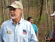 Author photo. Roanoke Civil War Round Table
