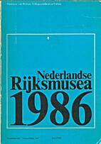 Nederlandse rijksmusea in 1986