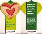 Amavita [Lesezeichen] : meiner Gesundheit…