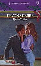 Devon's Desire by Quinn Wilder