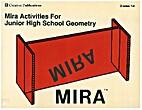 MIRA Activities for Junior High School…