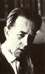Author photo. Per Olof Ekström