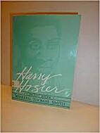 Harry Hosier Circuit Rider by Warren Thomas…