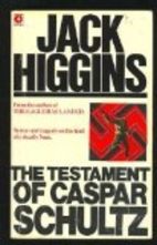 The Bormann Testament by Jack Higgins