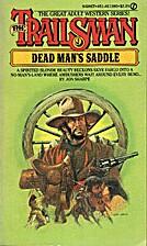 Dead Man's Saddle by Jon Sharpe