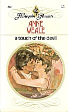A Touch of the Devil by Anne Weale