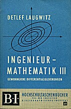 Ingenieur-Mathematik. Band 3 by Detlef…