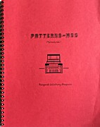 Patterns--MSS by Margaret Salisbury Sheppard