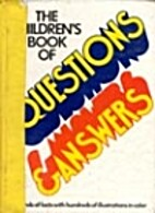 Childrens Book of Questions and Answers by…